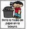 Bathroom Rules & Labels in Spanish