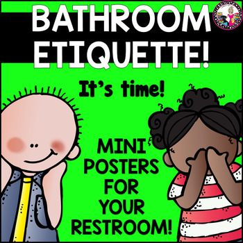 Toilet Rules Worksheets & Teaching Resources | Teachers Pay