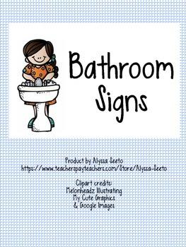 Strange Bathroom Rules Signs Interior Design Ideas Ghosoteloinfo