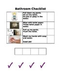Bathroom Self-Monitoring Checklist