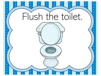Bathroom Posters   Bathroom Rules   Bathroom Reminder Posters