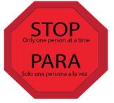 Bathroom Signs Bilingual