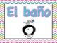Bathroom Signs- Spanish Version