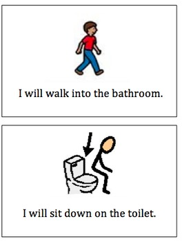 Bathroom Social Story