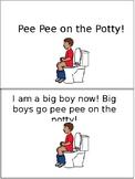 Bathroom Social Story- Boy
