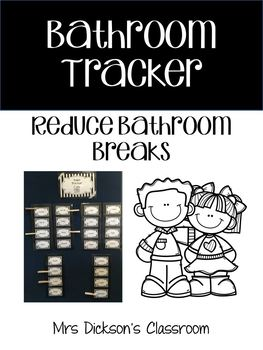 Bathroom Tracker Management System - EDITABLE