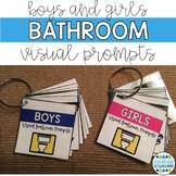Bathroom Visual Prompt Rings