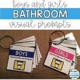Bathroom Visual Prompt Rings