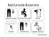 FREE Printable Bathroom Visual Schedule