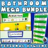 Bathroom Visuals: Autism, Potty Training, Toilet Training,