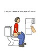 Bathroom and Hand-washing Sequence Social Story! Toilet training, autism,