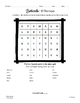 Batiburrillo Spanish Boggle Board :  El tiempo