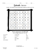 Batiburrillo Spanish Boggle Board :  Los Saludos