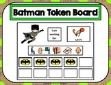 Batman 10 Token Board with Behavior Visuals