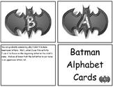 Batman Alpha Cards