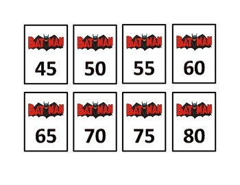 Batman Numbers