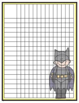 Batman Record Sheet