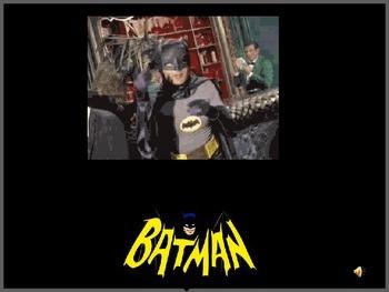 Batman Review Game