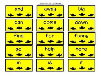 Batman   Roll, Say, Keep   A Sight Word Game