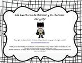 Superhero Spanish Articulation /k/ and /g/