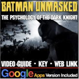 Batman Unmasked: Psychology of the Dark Knight Video Guide