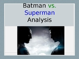 Batman Vs Superman Film Analysis