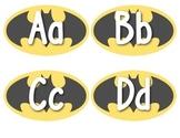 Batman Word Wall Headers