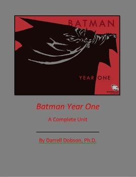 Batman Year One Complete Unit