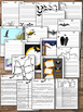 Halloween Reading Comprehension, Bats ELA & Science Writing Papers