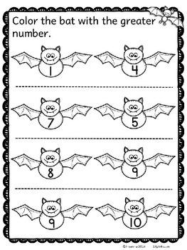 Bats Worksheets