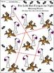 Bats Activities: Five Little Bats Flying in the Night Halloween Activity Packet