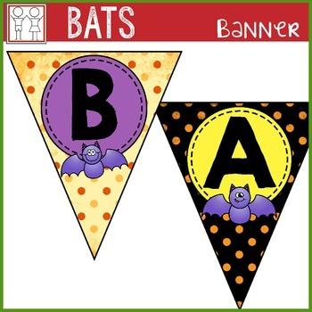 Halloween Pennant Banners