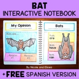 Bat Interactive Notebook Activities