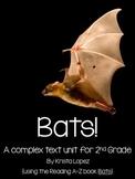 Bats - A Close Reading and Informative Writing Unit