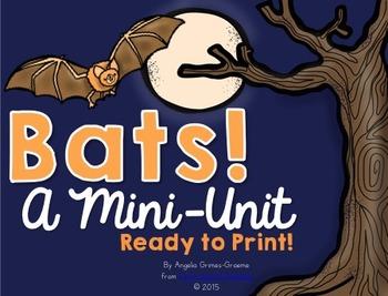 Bats! A Mini-Unit