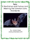 Bats: A Nonfiction and Fiction Unit