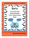 Bats: A Paired Narrative and Informational Close Read Lap book