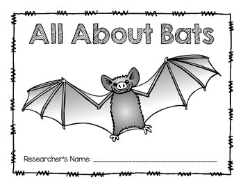 Bats: A Research and Writing Unit