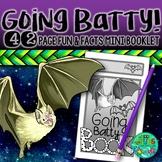 Bats! {A fun & facts booklet celebrating bats}