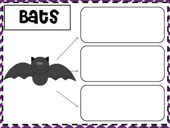 Bats: A mini- thematic unit!