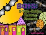 Bats: A mini-unit for Primary Learners