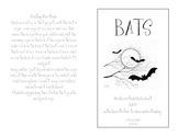 Bats: An Informational Activity Book