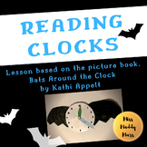 Bats Around the Clock- Telling Time Activity