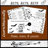 Bats, Bats , Bats