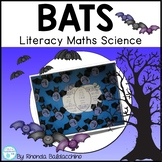 BATS! {Math and Literacy Fun}