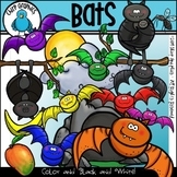 Bats Clip Art Set - Chirp Graphics