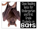 Bats: Close Reading Passages and Interactive Books