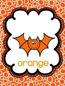 Bats Color Posters