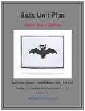 """Bats"" Common Core Aligned Math and Literacy Unit - SMARTB"