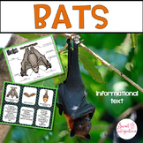 BATS NONFICTION AND SCIENCE | Research Activities With Interactive Slideshow